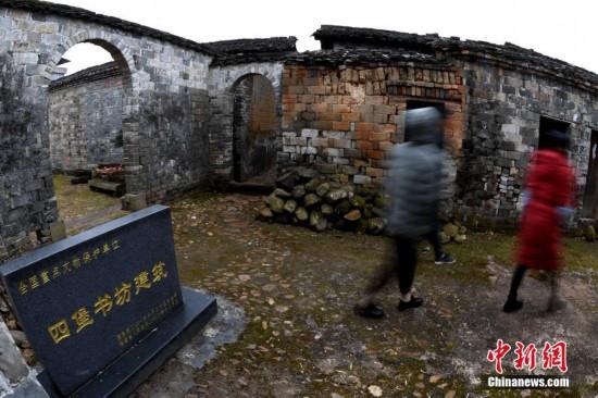探访中国明清时期雕版印刷基地——福建连城四堡