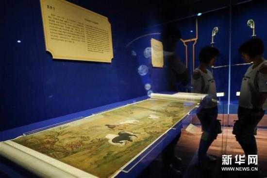 """""""传心之美——梵蒂冈博物馆藏中国文物展""""亮相故宫"""
