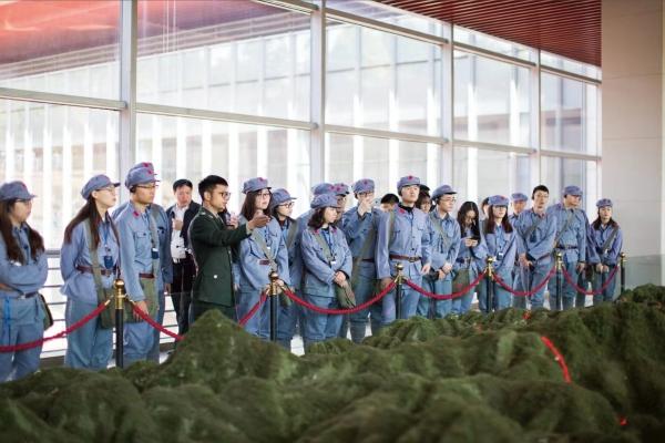 """中国旅游旅行服务有限公司启动""""红旅文化周""""主题活动"""