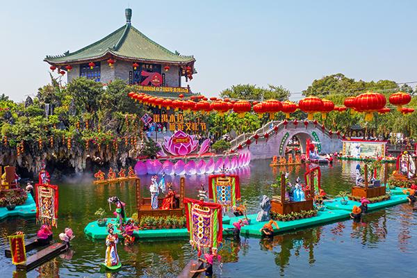 广州番禺谋划全域旅游发展新篇章