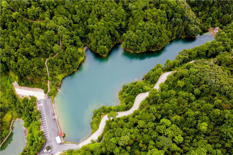 重庆石笋山:山与水在这里契合的天衣无缝