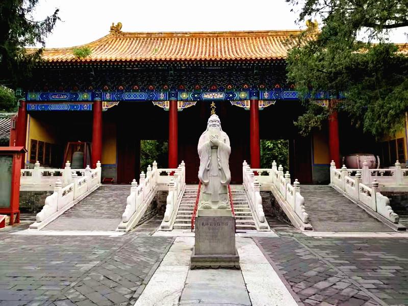 北京孔庙(一)——东方古国的文明韧性