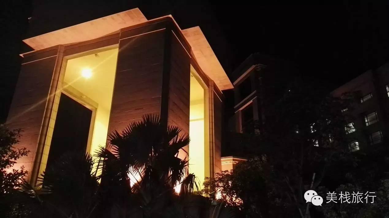 海口香格里拉大酒店—在热带海滨闪耀的城市绿洲