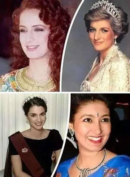 传说中全球十大最漂亮王妃 她们究竟有多美?