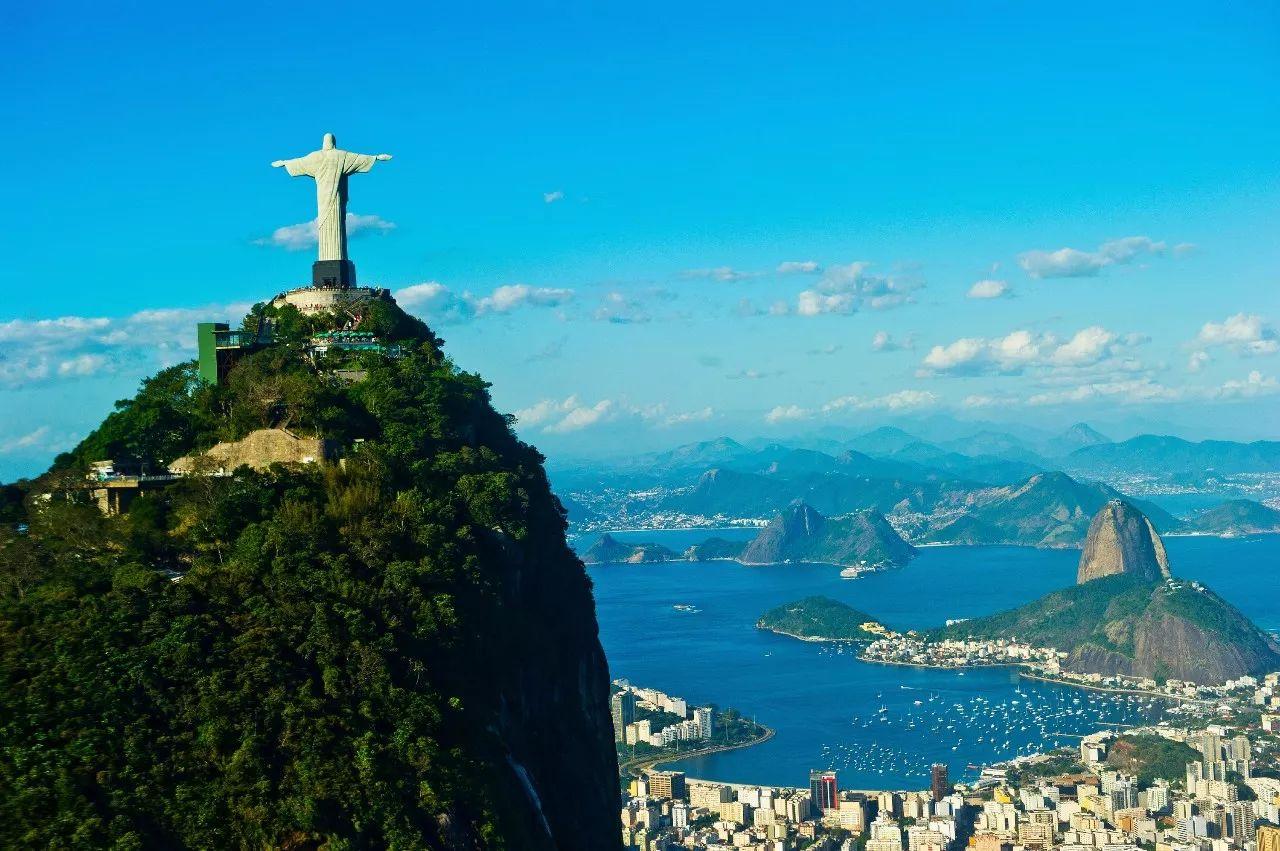 囤一个巴西五年签 这些值得一去再去的美景说走就走