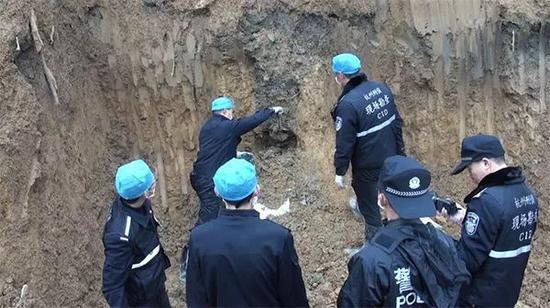 警方切开半座山 为寻找一个失踪两年的人
