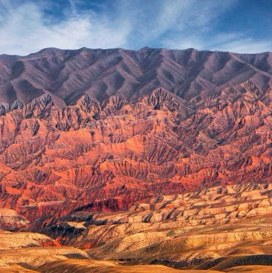 新疆新发现一条荒废半个世纪的绝美天路 距乌鲁木齐仅1h!