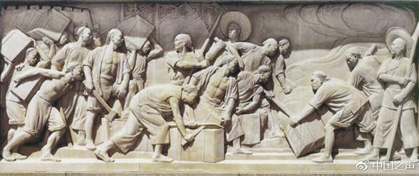 今天是人民英雄纪念碑落成60周年 你对它了解多少?