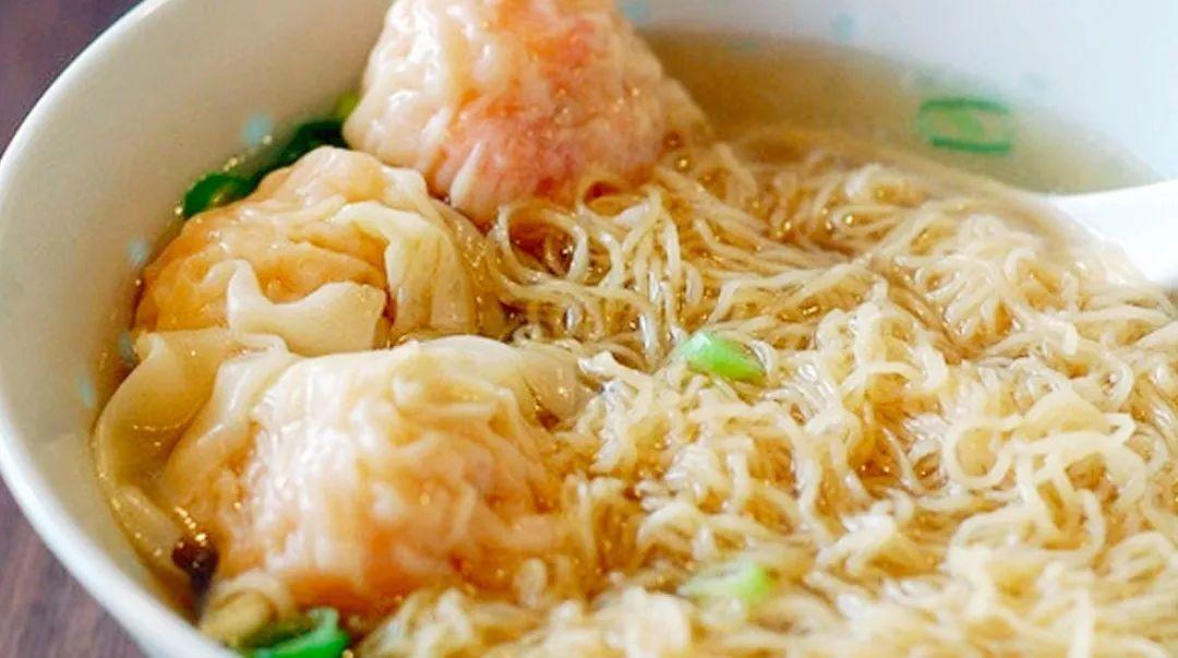 站在食物链顶端的广东人 居然离不开这碗面
