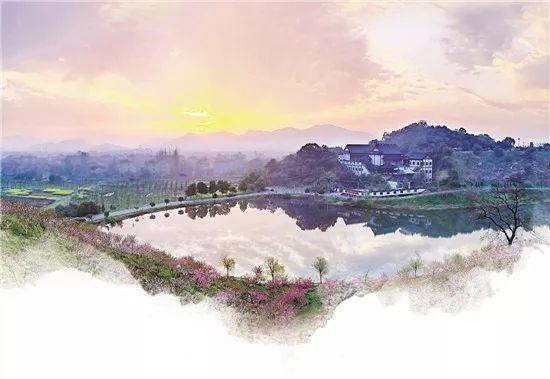总投资1250000000000元 浙江要建成全国的大花园