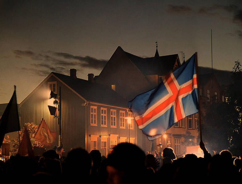 世界杯上惊艳全球的冰岛队 如何在世界边缘乐享孤独生活?