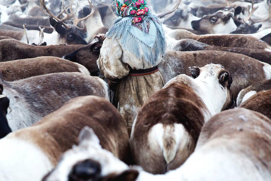 这群俄罗斯女人最终被遗忘在西伯利亚的边缘