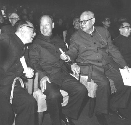 邓小平能第三次复出 这两位共和国元帅出力最大