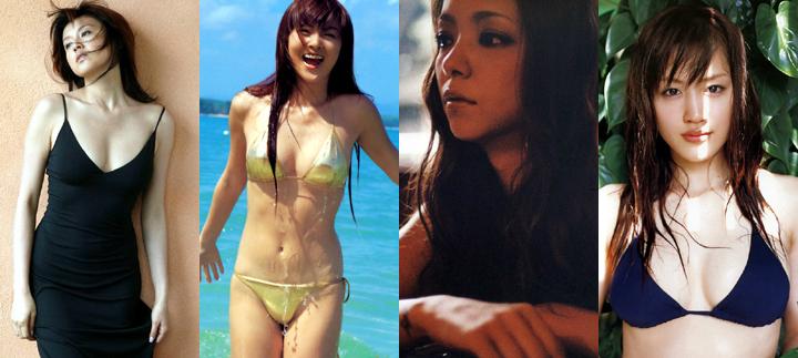 日本最完美身材女优排行TOP8 身材最好的是她