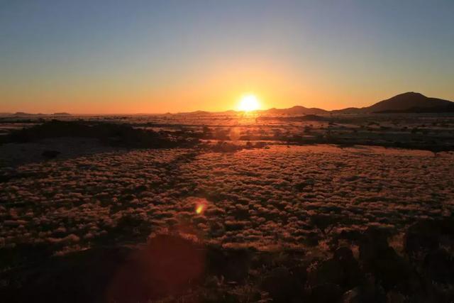 除了三毛的撒哈拉 还有这些神秘的沙漠且都在国内!