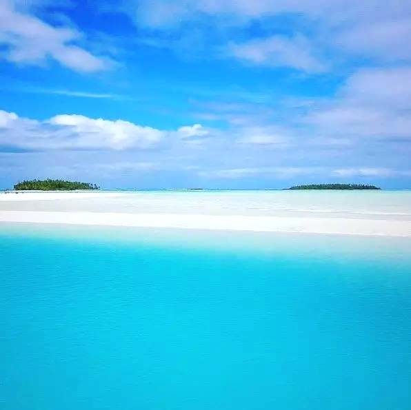 秒杀马代、美到犯规!这座全球最美海岛在国内没几个人知道