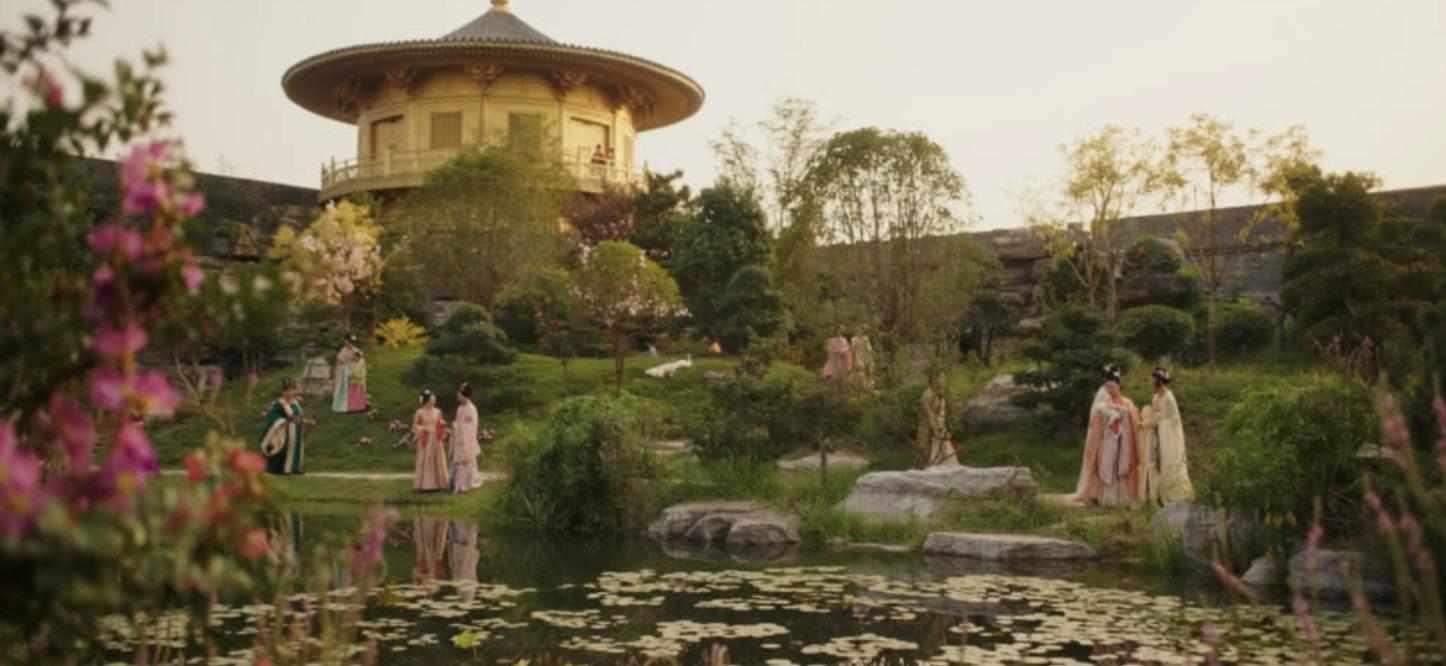 迪士尼版《花木兰》预告片一出 福建人和福建土楼又火了
