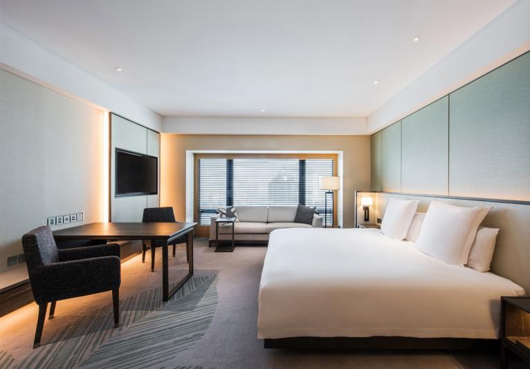 拾光悦色,奢享优雅|北京柏悦酒店成立十周年