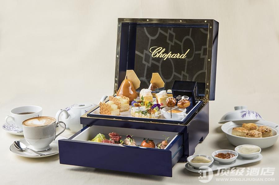 北京华尔道夫酒店携手Chopard浪漫呈现珠宝主题下午茶