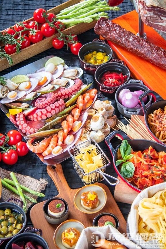 鲜时享味,开启地中海美食之旅