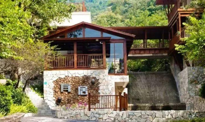佛山周边5家山林精品民宿,度假避暑旅游好去处