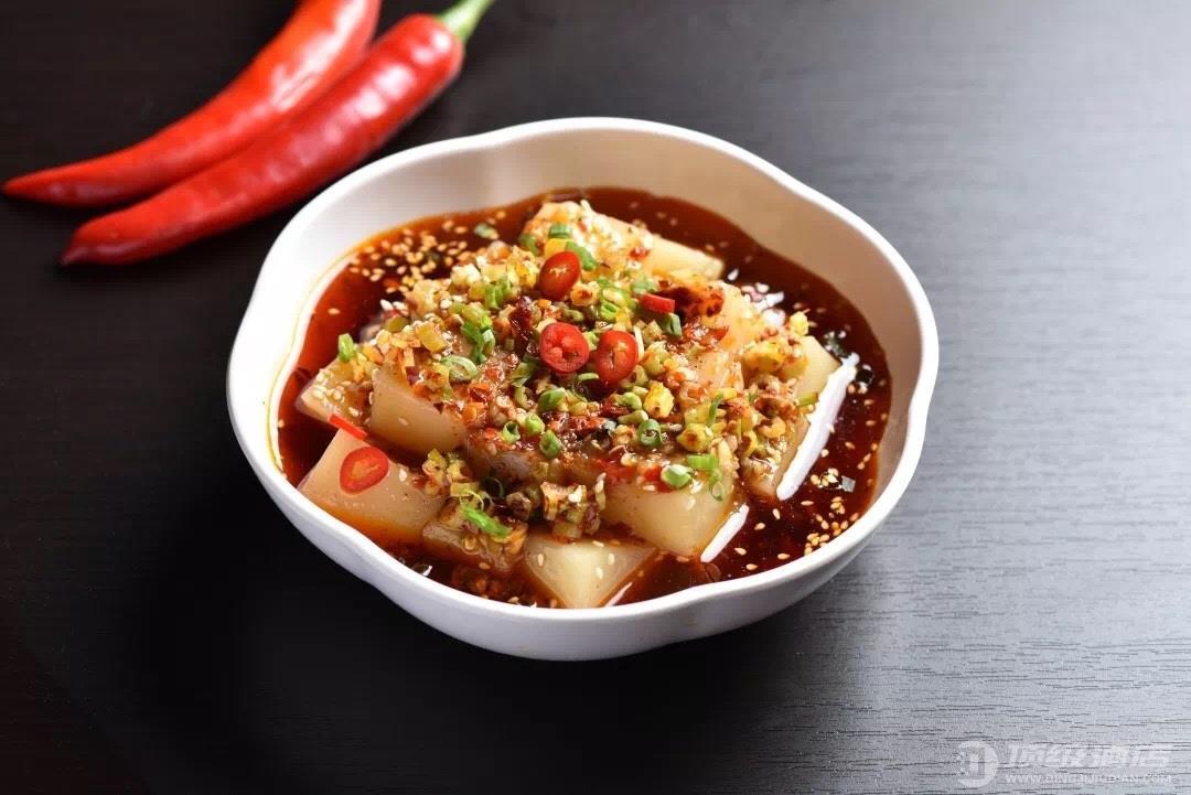 北京粤财JW万豪酒店举办山西美食节