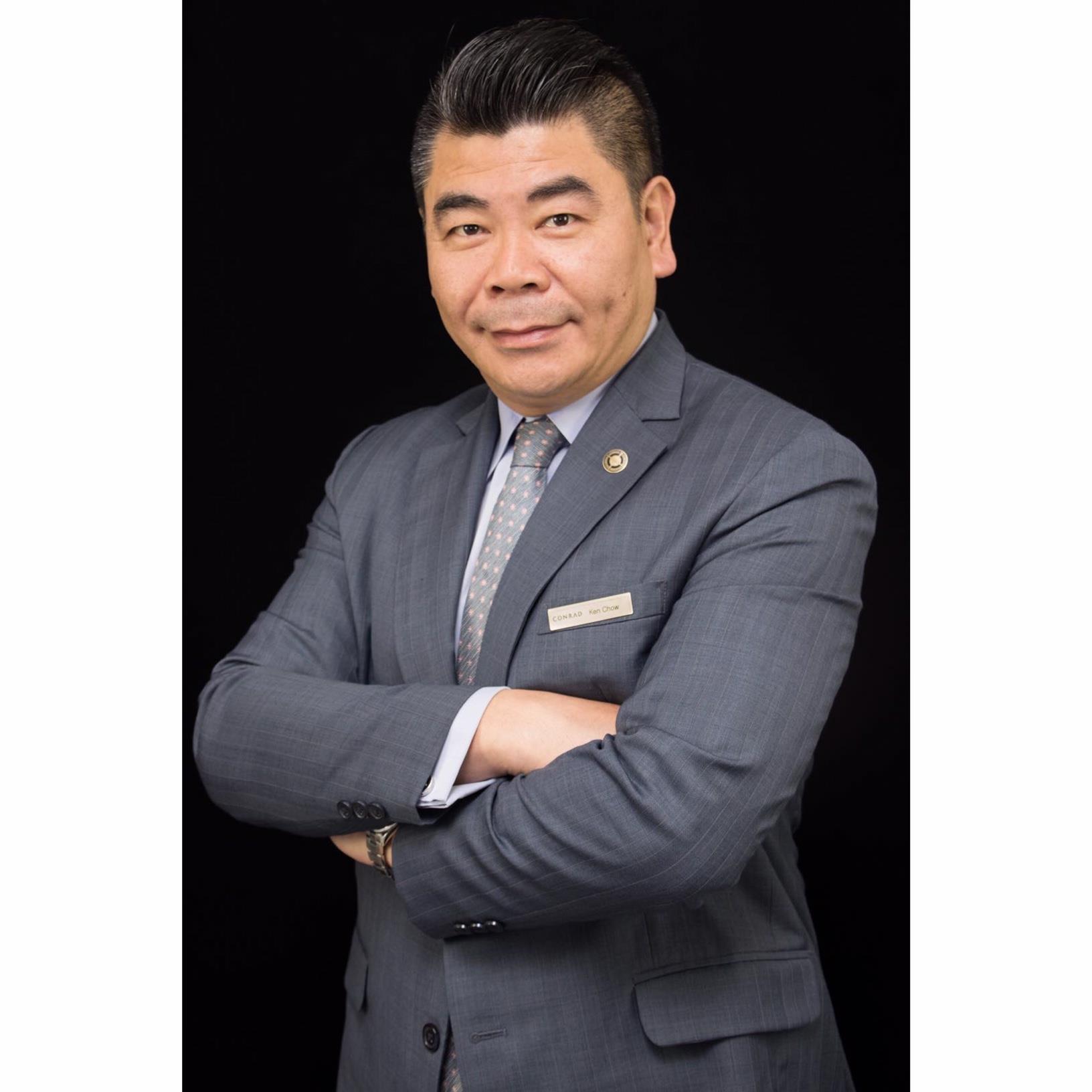 周伟乾先生就任广州康莱德酒店总经理