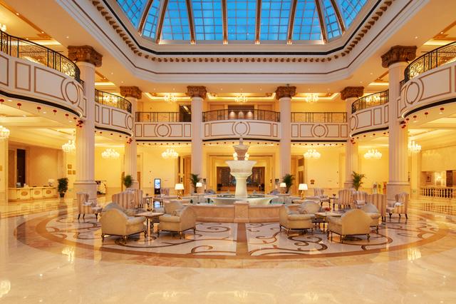 酒店等级划分 酒店星级评定标准 星级酒店评定标准→十大品牌网