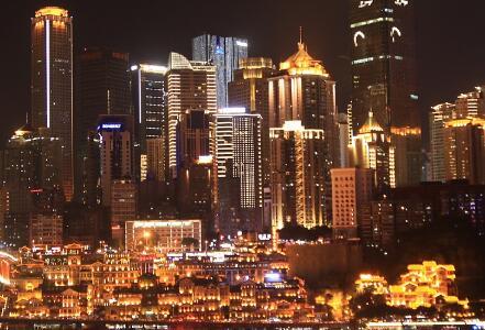 网红山城,重庆洪崖洞酒店推荐 观赏夜景的最佳选择!