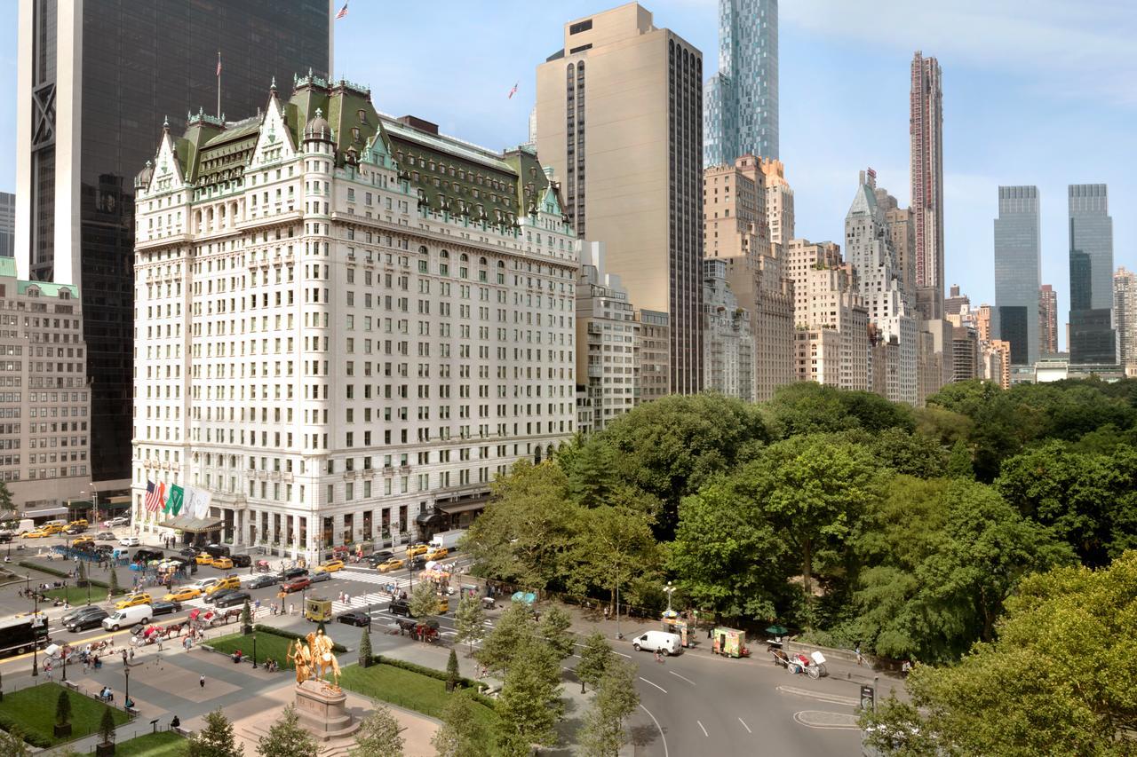 世界十大顶级酒店第五名 美国纽约广场酒店