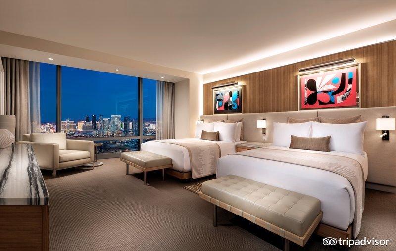 世界十大顶级酒店第七名 拉斯维加斯棕榈树赌场度假酒店