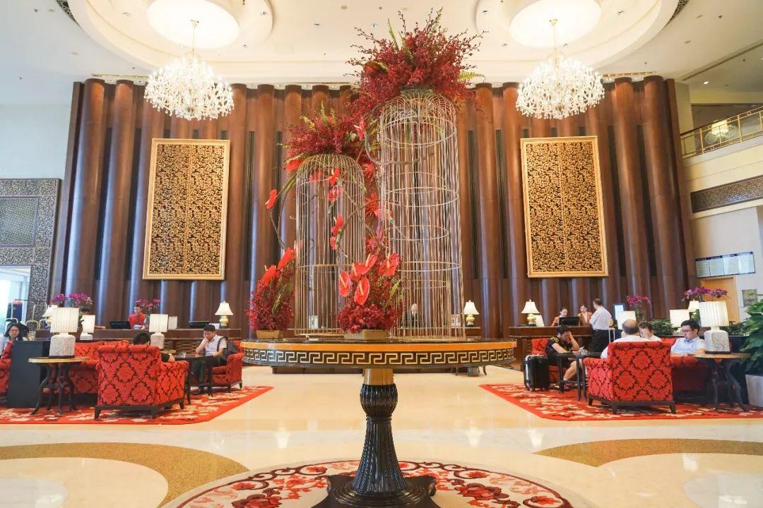 酒店点评:福州香格里拉大酒店