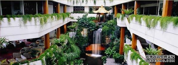 老牌的五星级酒店广州白天鹅宾馆入住感受