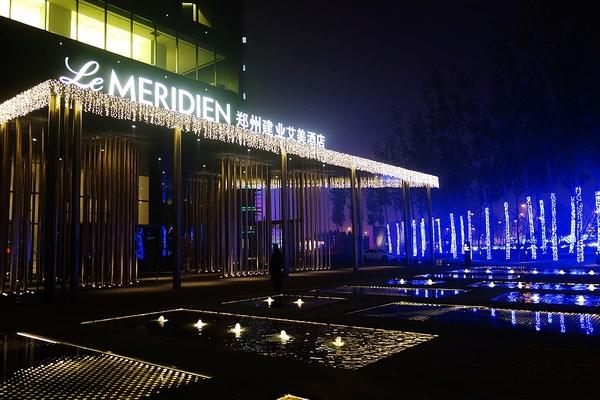 郑州建业艾美酒店 艾美套房的入住体验