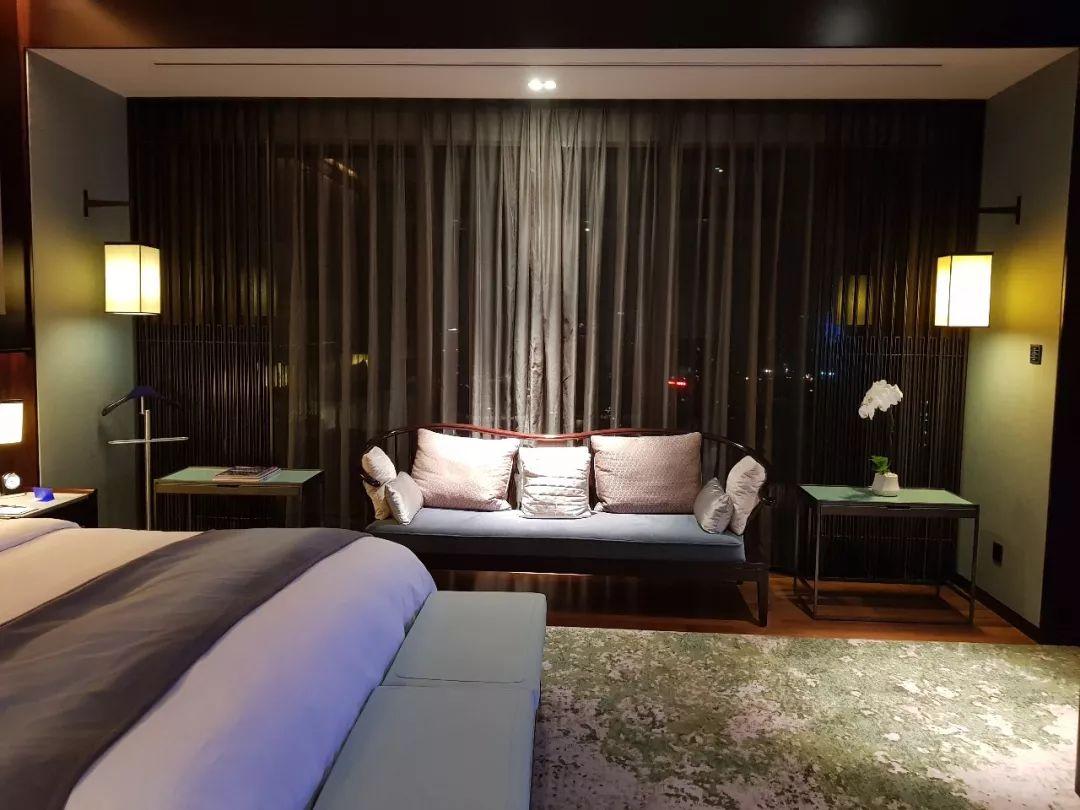 北京诺金酒店行政房报告