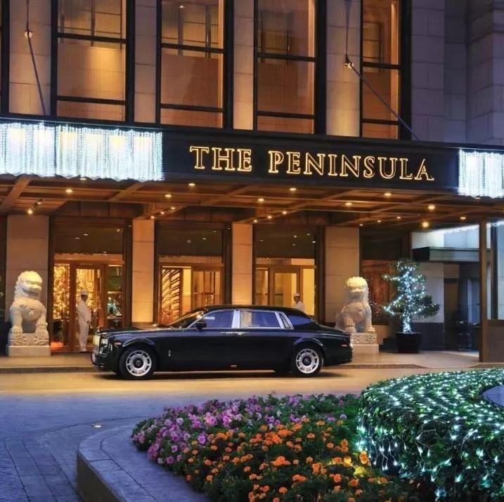 上海半岛酒店360°测评,为啥富豪明星都爱住