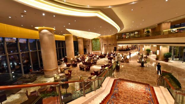 宁波香格里拉大酒店体验记