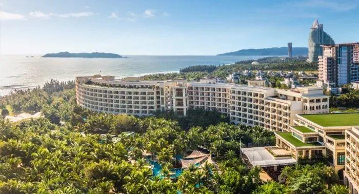想要体验椰风树影的游乐天堂?不要错过三亚海棠湾的这家神仙酒店