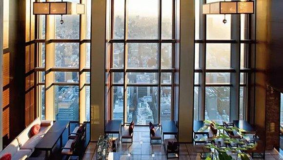 盘点10家东京最有质感酒店