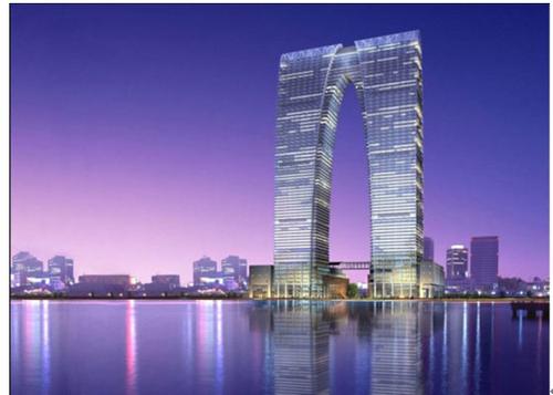 另类盘点:国内奇形怪状的高端酒店