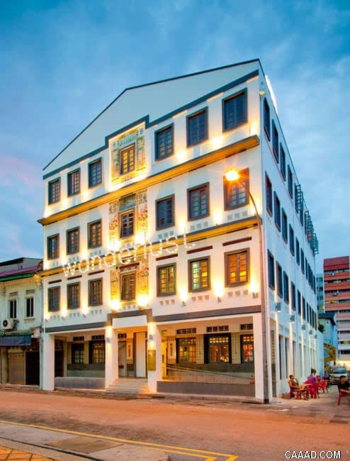 新加坡流浪酒店Wanderlust Hotel