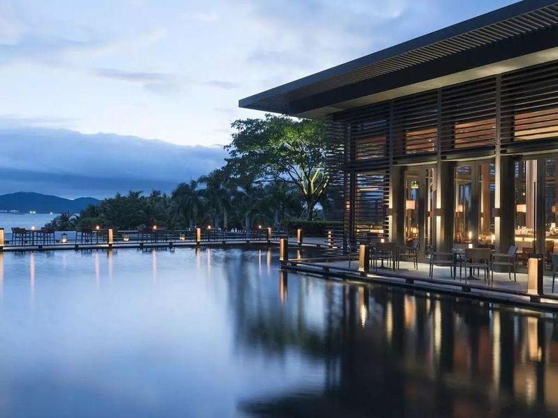 从『高端度假酒店』到『顶级住宅』 三亚最美东方设计