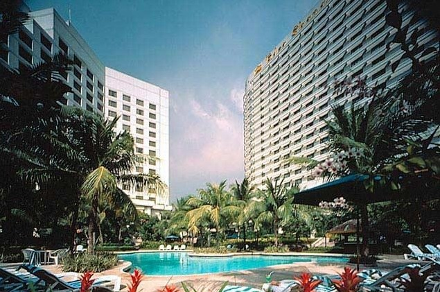 菲律宾马尼拉艾莎香格里拉酒店