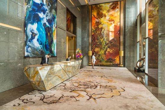 感受深圳四季酒店 设计师灵感传统与现代的美妙融合(组图)