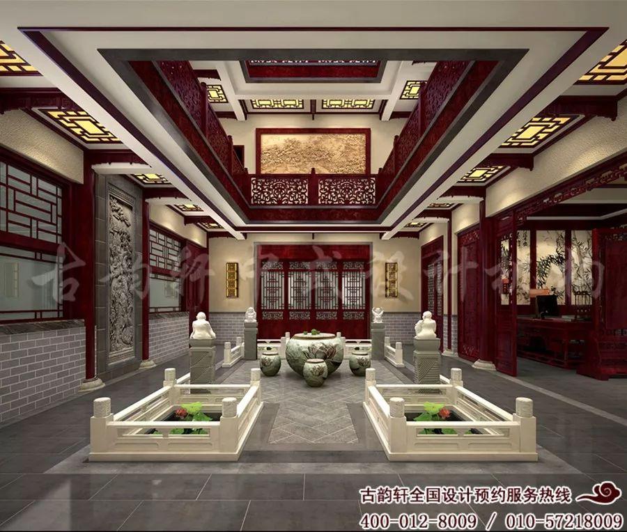古韵轩湖南凤凰古城古典中式酒店设计
