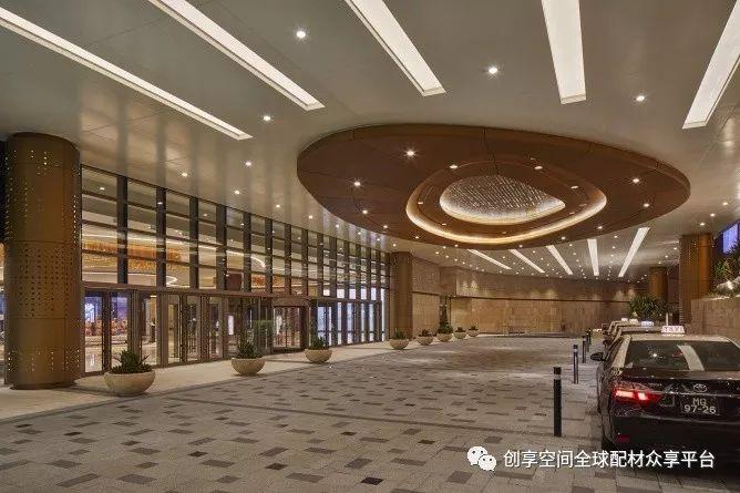 澳门美狮美高梅酒店公共区域设计