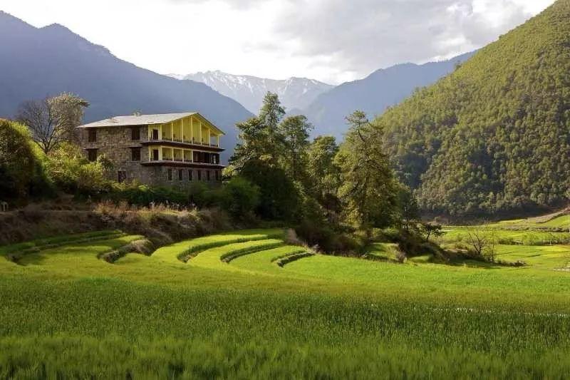 开在藏区的低调酒店 据说比安缦更懂中国式度假