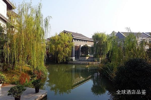 酒店欣赏之杭州西溪悦椿度假酒店