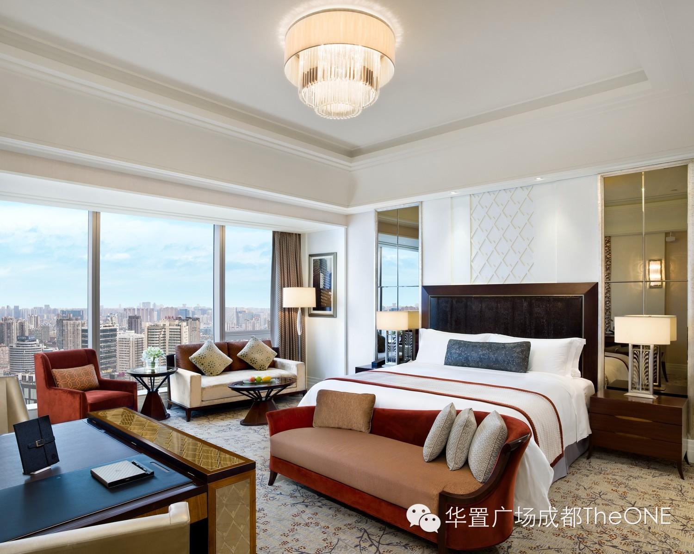 成都瑞吉酒店,超五星级奢华享受!
