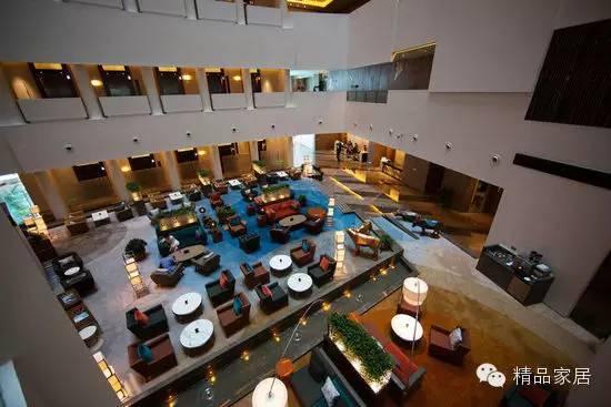 苏州凯悦酒店:这里有苏州最高最美的中庭